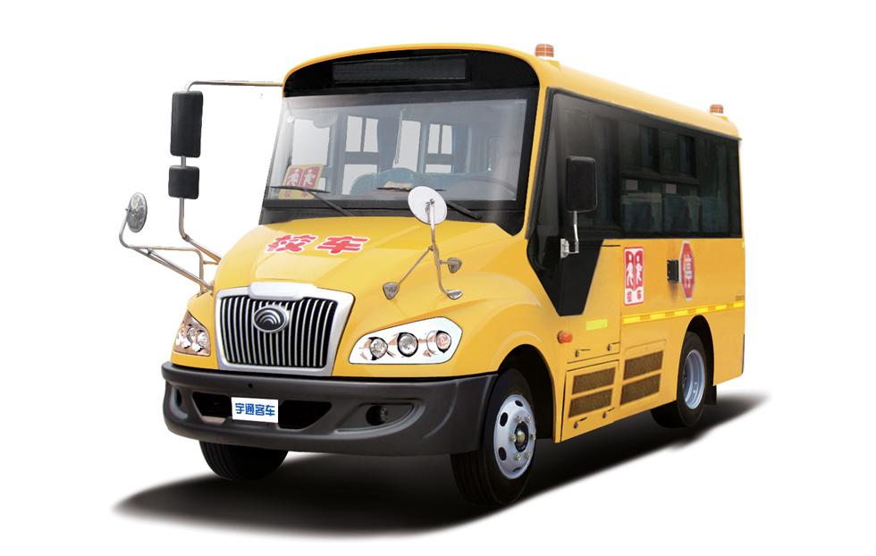 18座小学生校车ZK6559DX窄车身