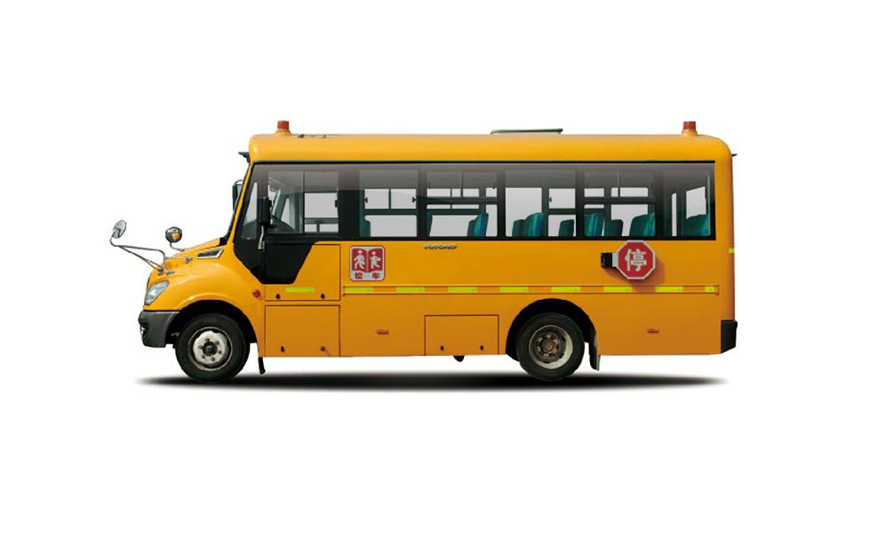 18座中小学生校车ZK6609DX