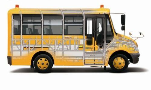 校车司机匮乏 小型校车发展迅速